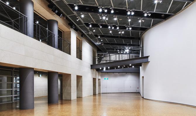 Multipurpose Rental Space. The GALLERIA Hall