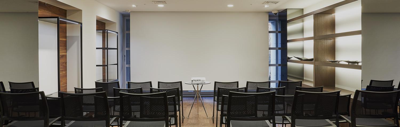 GALLERIA Hall, CrafTec Gallery, Seminar Room